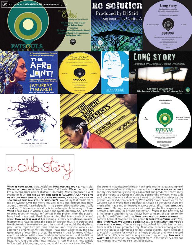 clam magazine article
