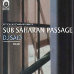 Sub Saharan Passage