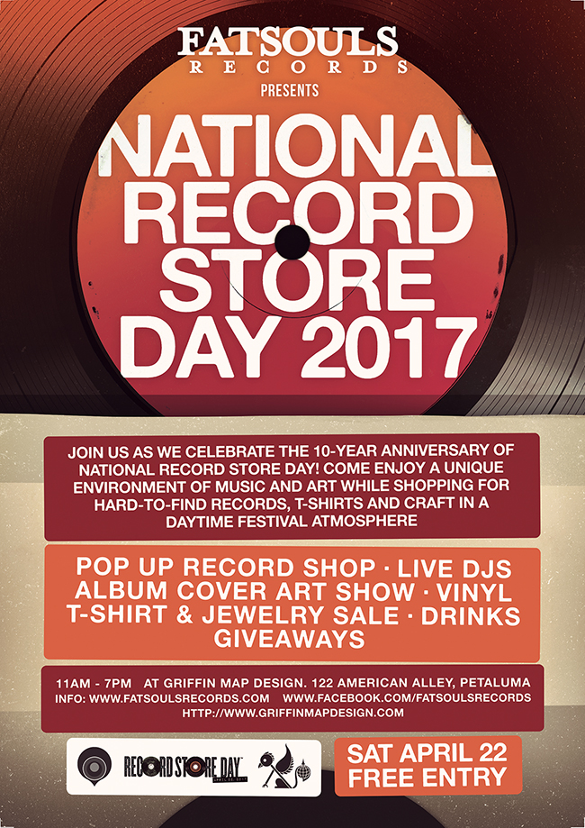 National Records Store Day
